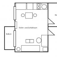 thumb_1 Raum Apartment